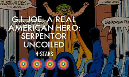 REVIEW: G.I. Joe: A Real American Hero: Serpentor Uncoiled