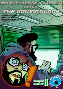 , REVIEW: Adventures of a System ADmin, The Indie Comix Dispatch