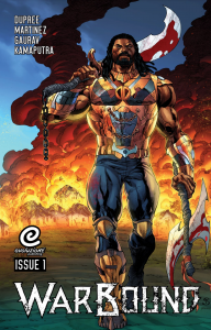 , REVIEW: WarBound #1, The Indie Comix Dispatch