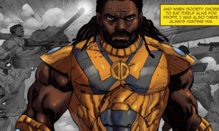 REVIEW: WarBound #1