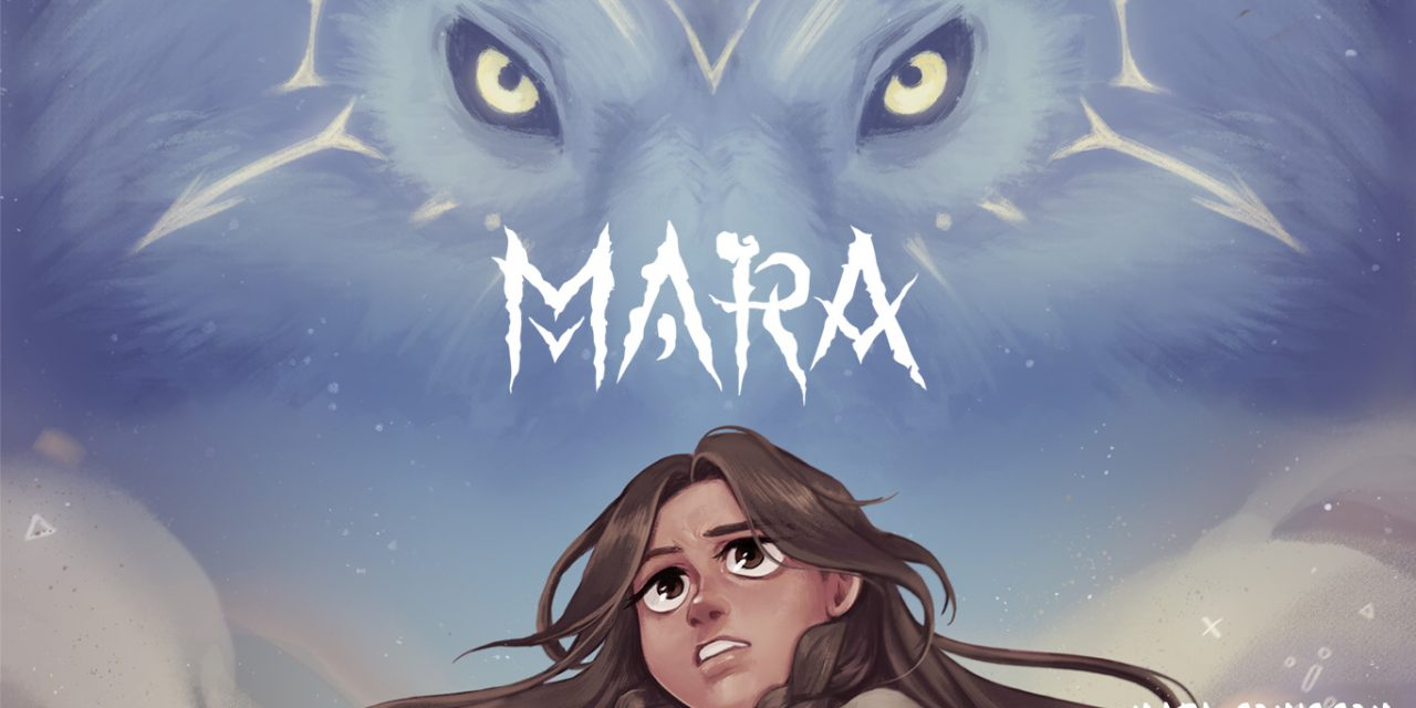 Mara: A webcomic about the littlest barbarian