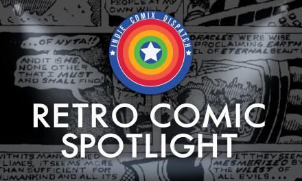Retro Comic Spotlight: Brotherman