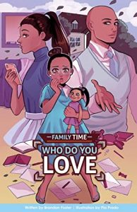 , REVIEW: Family Time #1 & 2, The Indie Comix Dispatch