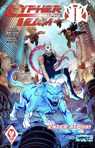 Indie comic review, REVIEW: Cypher Team i02, The Indie Comix Dispatch