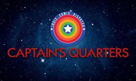 CAPTAIN'S QUARTERS: ICD Year 2 Kickstarter