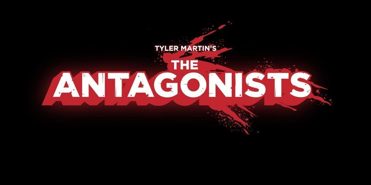 REVIEW: The Antagonists #1