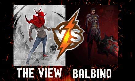 Indie Comic Throwdown – The View Vs. Balbino
