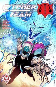 , REVIEW: Cypher Team i01, The Indie Comix Dispatch