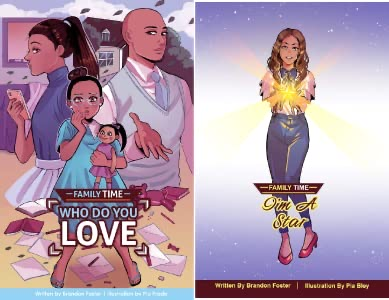REVIEW: Family Time #1 & 2