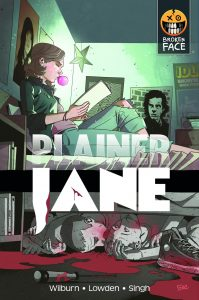 , REVIEW: Plainer Jane #1 & 2, The Indie Comix Dispatch