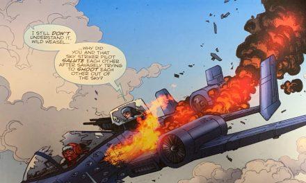 REVIEW: G.I. Joe: A Real American Hero #280