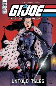 , REVIEW: G.I. Joe: A Real American Hero #280, The Indie Comix Dispatch