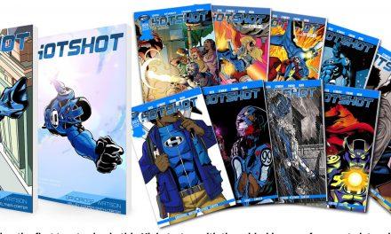 Freestyle Komics Launches Hotshot Collection on Kickstarter