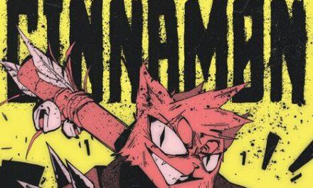 Cinnamon blasts onto Comics Scene with Tank Girl-like Furiosity