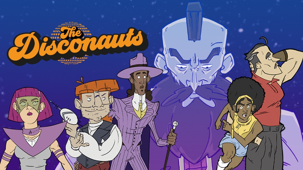 """""""THE DISCONAUTS"""" COMIC TO LAUNCH ON KICKSTARTER BY EISNER NOMINATED EDITOR OF DOCTOR WHO AND TANK GIRL"""