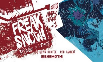 """Freak Snow: """"An explosive, chaotic, and violent ride…"""""""