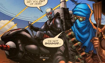 REVIEW: G.I. Joe: ARAH #281