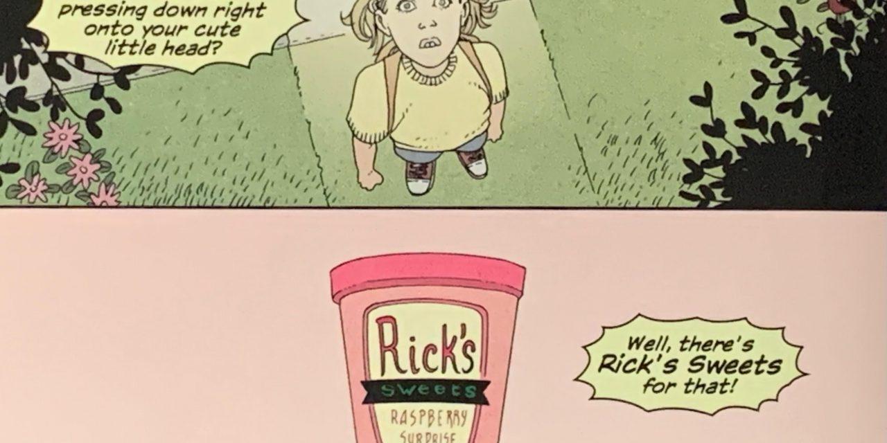 REVIEW: Ice Cream Man #24