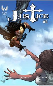 , ADVANCE REVIEW: Justice #2, The Indie Comix Dispatch