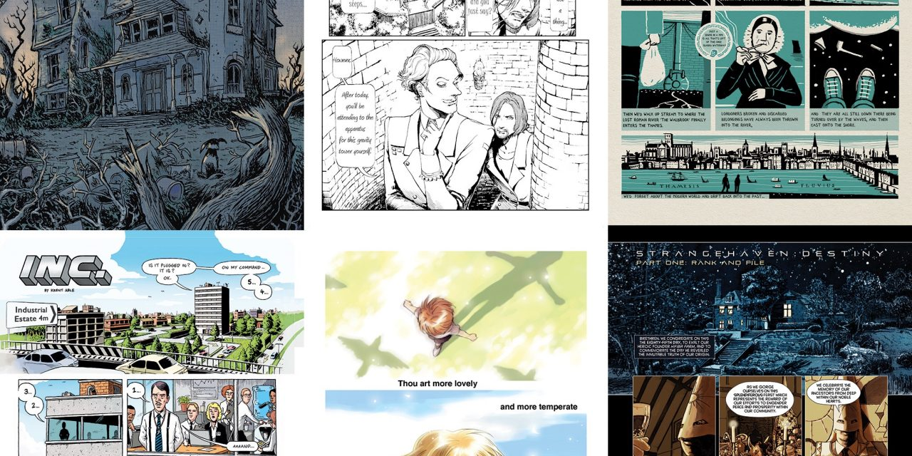 The Collected Meanwhile… comes to Crowdfunding