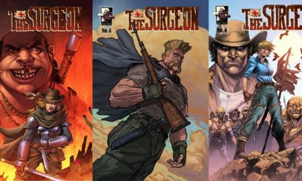 Unlikely Heroes' Indie Hit The Surgeon Continues with Chapter 4: Heroic