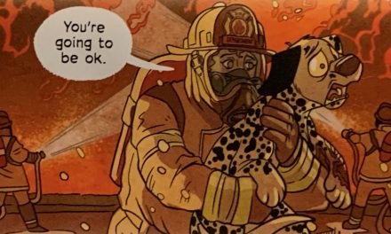 REVIEW: Stray Dogs #3
