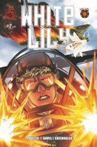 , REVIEW: White Lily # 2, The Indie Comix Dispatch