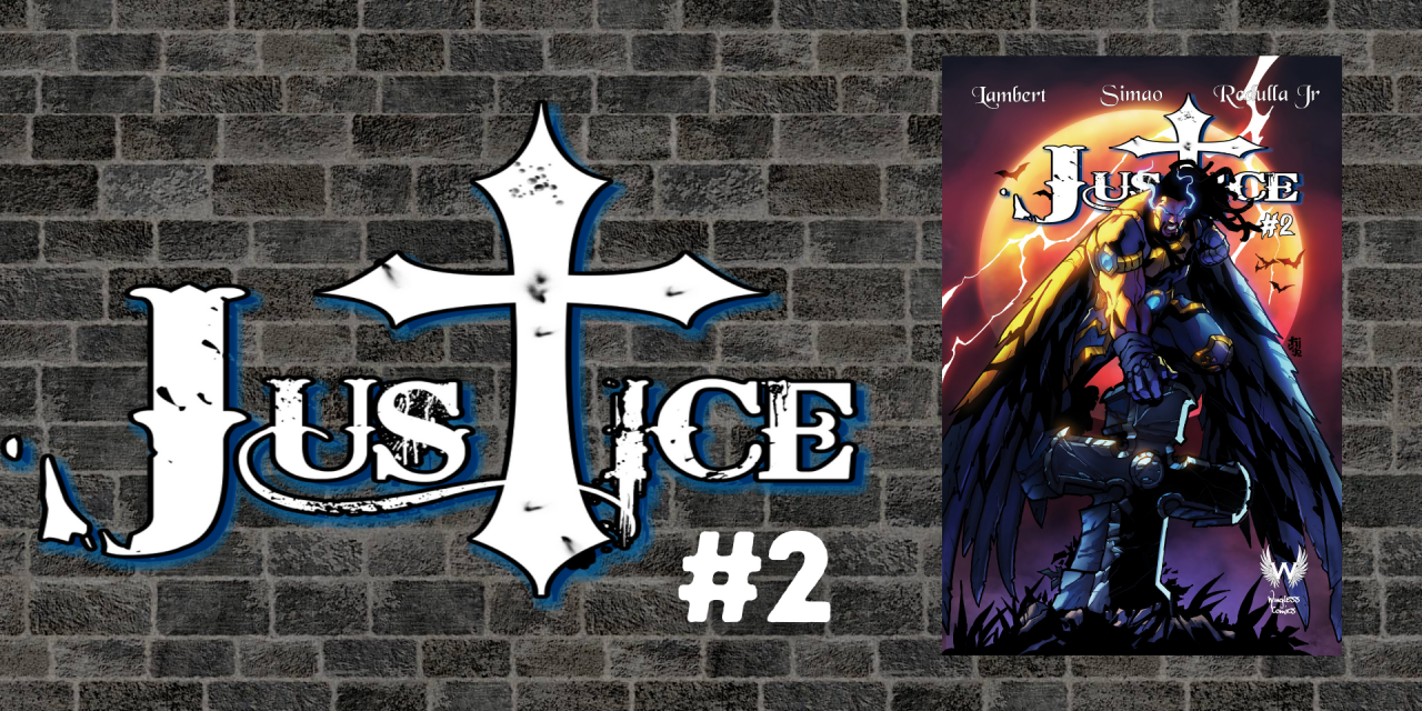 Wingless Comics Launches Justice #2
