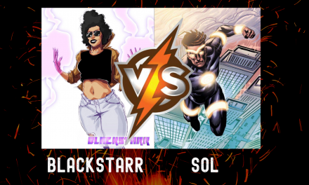 Indie Comic Throwdown – Blackstarr Vs. Sol