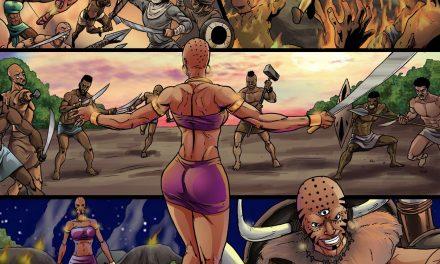 REVIEW: Chayoma: Curse of the Jangura 1-3