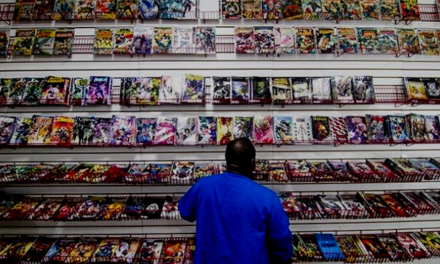 What Comic Shops Actually Look At Before Stocking Your Indie Title