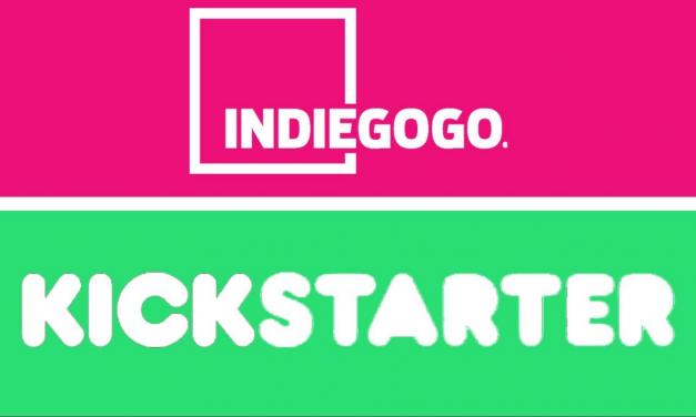 Funding goals: Indiegogo Vs. Kickstarter