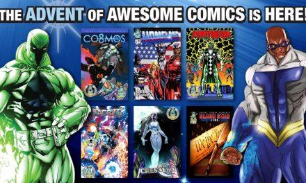 Advent Comics Announces Distribution with Diamond Comic Distributors