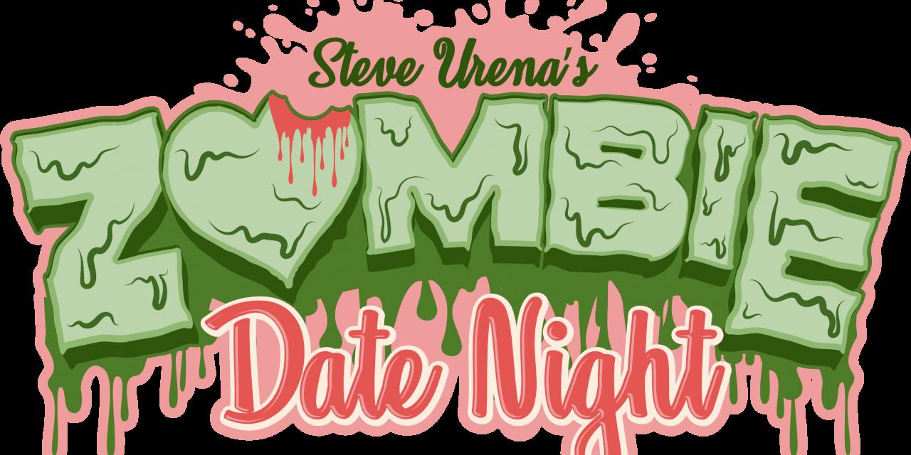 Love is Dead! Steve Urena's Zombie Date Night GOES LIVE ON KICKSTARTER JUNE 15th, 2021