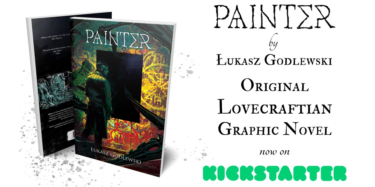 Crowdfunding campaign for Painter launches on Kickstarter