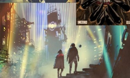 """WhiteFire Comics launches its first Kickstarter Campaign for its Comic Book Series """"The Forsaken Future""""!"""