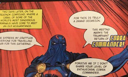 REVIEW: G.I. Joe: M.I.A. Issues 1-2