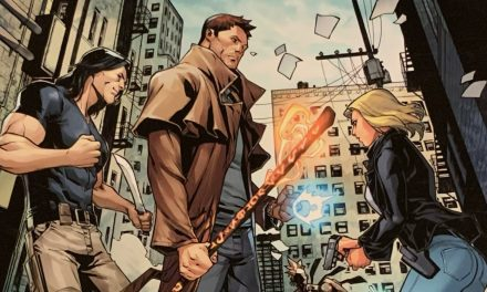 REVIEW: Dresden Files: Wild Card #1