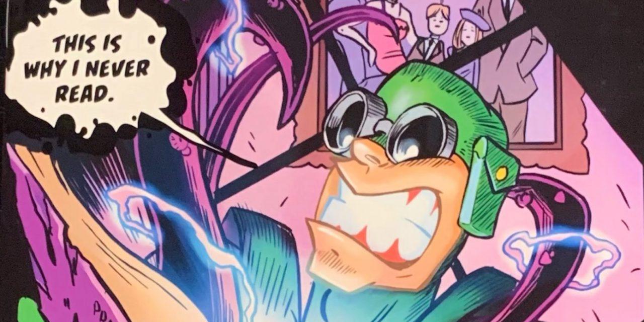 REVIEW: The Incredulous Guano Guy #2