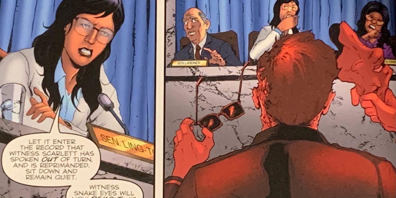 REVIEW: G.I. Joe: A Real American Hero #282