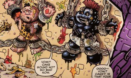 REVIEW: Garbage Pail Kids: Love Stinks