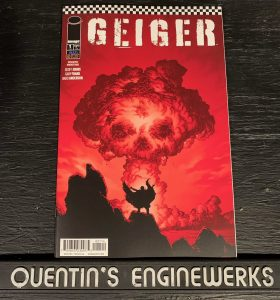 indie comic reviews, REVIEW: Geiger #1, The Indie Comix Dispatch