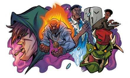 Super-Bud comic series launches Kickstarter for issue 3