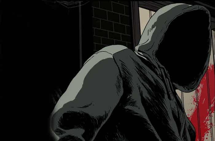 MEMENTO MORI – A Horror Noir Graphic NoveL, Launches on Kickstarter