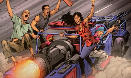 REVIEW: G.I. Joe: A Real American Hero #283