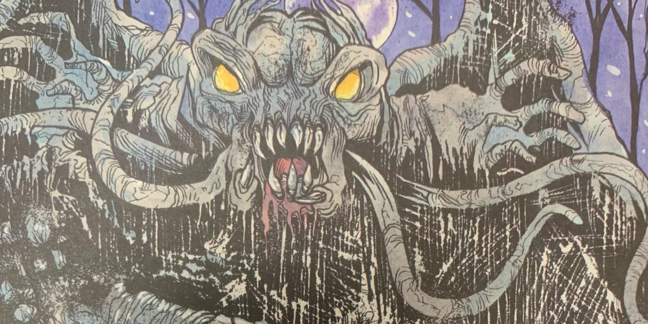 REVIEW: H.P. Lovecraft's Cthulhu #1