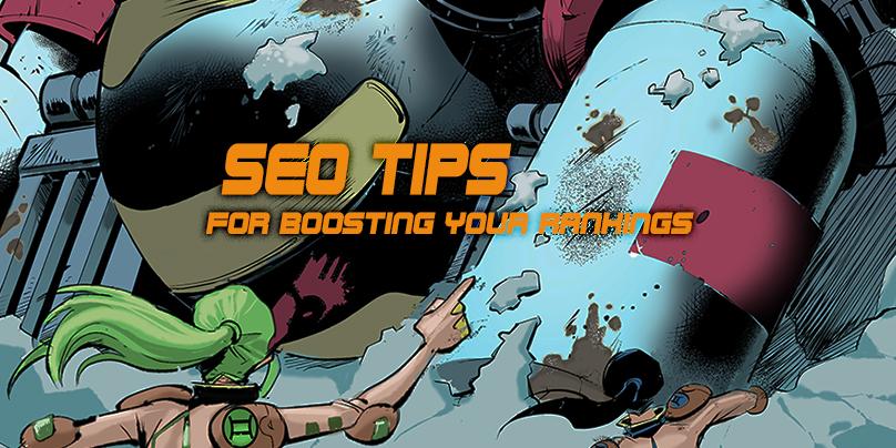 SEO: How can ICD beat Bleeding Cool and Comics Beat?
