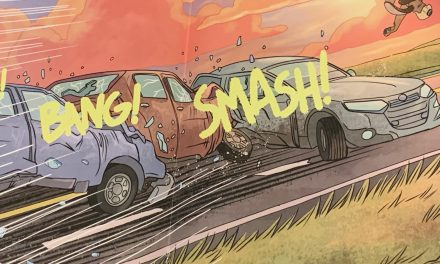 REVIEW: Stray Dogs #5