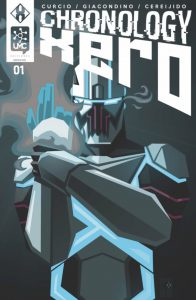 Indie comic reviews, REVIEW: Chronology Xero #1, The Indie Comix Dispatch