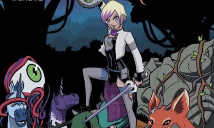 SCOUT COMICS UPGRADES BY THE HORNS  TO CONTINUING SERIES